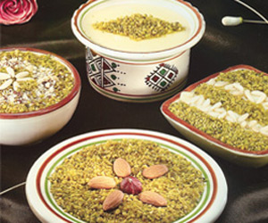 Decoration zgougou for Decoration de cuisine tunisienne