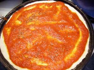 Recette La Sauce Tomate Rapide Pour Pizza