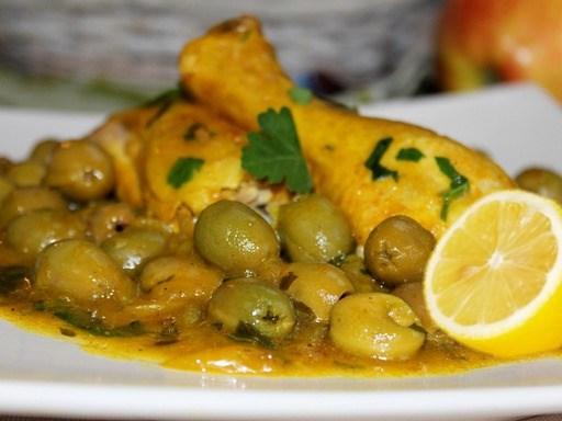 Recette tajine aux olives vertes - Cuisine tunisienne tajine ...