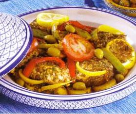 Recette tajine de poisson - Cuisine tunisienne tajine ...